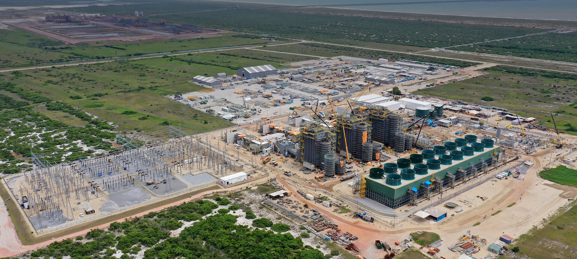 THE LARGEST NATURAL GAS THERMAL COMPLEX IN LATIN AMERICA: 3 GW OF SAFE ENERGY FOR BRAZIL